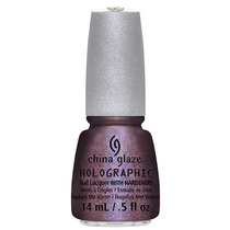 China Glaze Holograficos - When Stars Collide