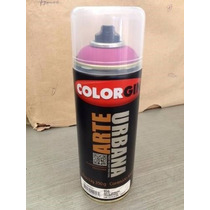 Tinta Spray Colorgin Arte Urbana