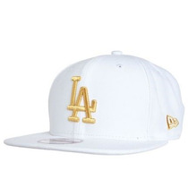 Boné Aba Reta La Dodgers White/gold Original Fit Snapback