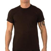 Kit 50 Camisas Lisa Malhas Fria Tamanhos Variados Em Atacado
