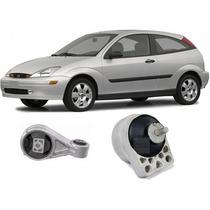 Coxim Calço Motor E Cambio Ford Focus 1.8 2.0 16v