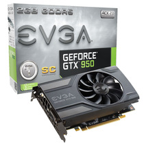 Placa Vídeo Evga Geforce Gtx 950 Sc 2gb Ddr5 Mania Virtual