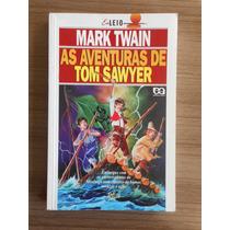Livro As Aventuras De Tom Sawyer- Mark Twain Duda Machado