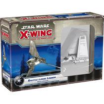 Star Wars X-wing Expansão Shuttle Classe Lambda - Português