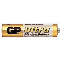 Pilha Super Alcalina Gp 24a-u2 Aaa 1.5v 2 Pecas A5105