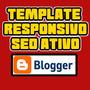 Template Para Blogger Responsivo Adequado Para Adsense
