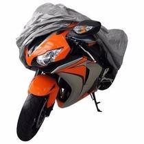 Capa Protetora Cobrir Moto Cbr 600 Gs 500 Nx 200 250 Tam M