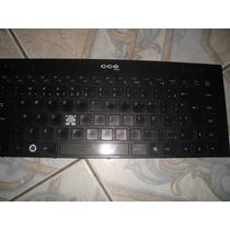 Teclado Notebook Cce Iron 787p / 745b /5451 Faltando Tecla F