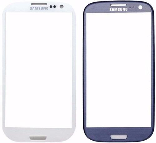 Tela Vidro Samsung Galaxy S3 Gt-i9300 Gorilla Glass+ Fita