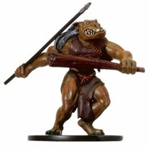Miniatura De Rpg Dungeous & Dragons D&d - Ogre Skirmisher