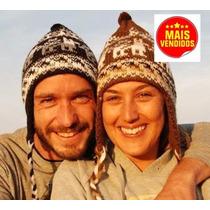 Gorro Andino Peruano Coya Chullo Chaves Touca Boliviano