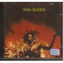 Cd Peter Tosh - Bush Doctor - 1988 - Emi 1107