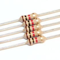 Kit Resistores 1/4w 1k 5% 20 Unidades