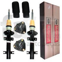 2 Amortecedores Dianteiros + Kit Completo Ford Ecosport 03/