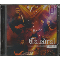 Cd Catedral - 25 Anos - Música Inteligente | Ao Vivo - Vol 2
