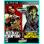 Colecao Red Dead Redemption + Undead Nightmare Ps3 Cód. Psn