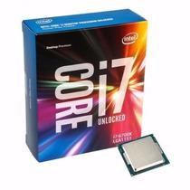 Processador Intel Core I7 6700k 8m Skylake Quad-core 4.0 Ghz