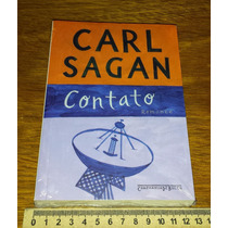 Contato - Carl Sagan Livro Novo - Cosmos Neil Degrasse Tyson