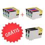 2 Kits Com 4 Cartuchos Compatíveis 1351/133 - Compre E Ganh