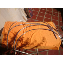 Friso Contorno Da Roda Chevette Original Grade Farol 73-79