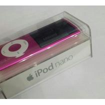 Ipod Nano 5ª Geração A1285 16gb Novo Original Rosa