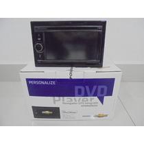 Dvd Player Com Gps E Tv Digital Integrado