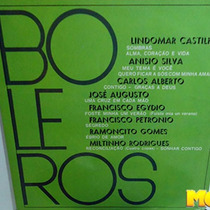 Va 1975 Boleros Continental Lindomar Castilho Miltinho Rodri