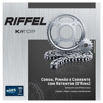 Transmisão / Relação Riffel Honda Xr250 Tornado C/retentor