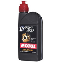 Motul Gear 300 75w90 - Óleo De Transmissão Cambio