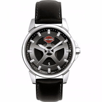 Relógio Bulova Masculino Harley Davidson Wh30215t
