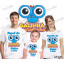 Lembrança De Aniversario Galinha Pintadina Camiseta Com 3