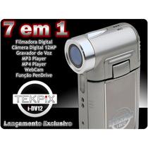 Câmera Filmadora Tekpix I-dv12