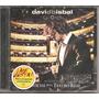 Cd + Dvd - David Bisbal - Acústico El Teatro Real - Lacrado