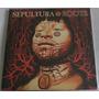 Sepultura Roots 2 Lp Selado Edição Alemã De 1996 Com Livro