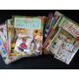 Lote 35 Revistas De Bordados, Tricôs E Crochês
