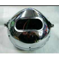 Farol Completo Com Lâmpada Suzuki Intruder 125