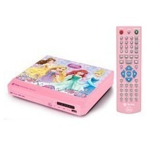 Dvd Player Compact Princesas Usb. Promoção Irresistível!!!!