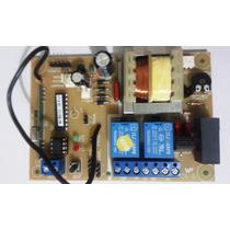 Placa Smart 433 Para Motor Unisystem Garen Seg