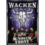 Agnostic Front Dvd Wacken Open Air 2013 Frete Gratis