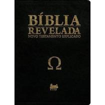 Bíblia Revelada Ômega Di Nelson Nt Frete Grátis