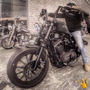 Guidão Robust Clean 14 Motos, Honda, Harley - Wingscustom