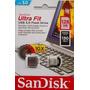 Mini Pen Drive Sandisk Ultra Fit Z43 Usb 3.0 128gb Lacrado
