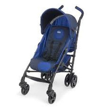 Carrinho Bebe Chicco Liteway Royal Blue Azul Royal