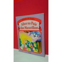 Livro Fábulas De Sempre Alice No País Maravilhas Maltese1995