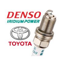 Vela Denso Iridium Toyota Corolla 1.6 16v 4afe 1992/1997
