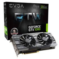 Geforce Evga Gtx 1080 8gb Ftw Gaming 08g-p4-6286-kr