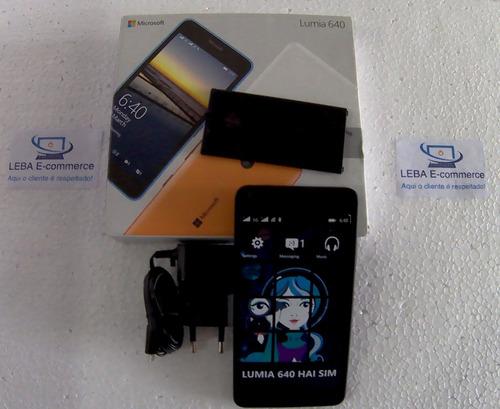 Microsoft Nokia Lumia 640 Frete Gratis E 12 Vezes Sem Juros