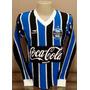 Camisa Retrô Grêmio 1988 Manga Longa - Manto Sagrado Retrô