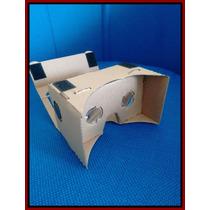 Kit Google Cardboard Óculos Realidade Virtual