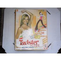 Twister Movies - Hasbro Eliana Jogo + Cd 50 Músicas
